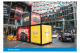 Promocube Route Counter Opel Berlin