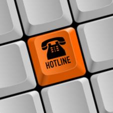 Ausschankwagen Hotline