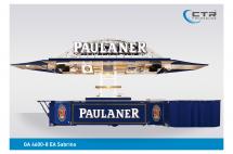 Ausschankwagen GA 4600-8 EA Sabrina Braun Paulaner'