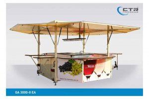 GA 3000 8 EA Wein-ASW CTR'