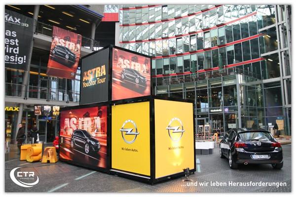 Promocube Opel