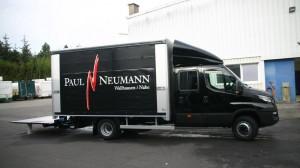 Zugfahrzeug Weinhaus Neumann