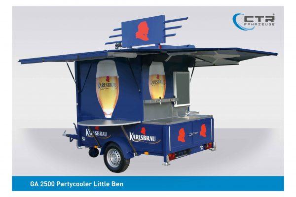 Partycooler Little Ben Karlsbräu
