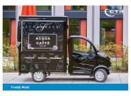 Freddy Mobil Innensteher Kaffeemobil