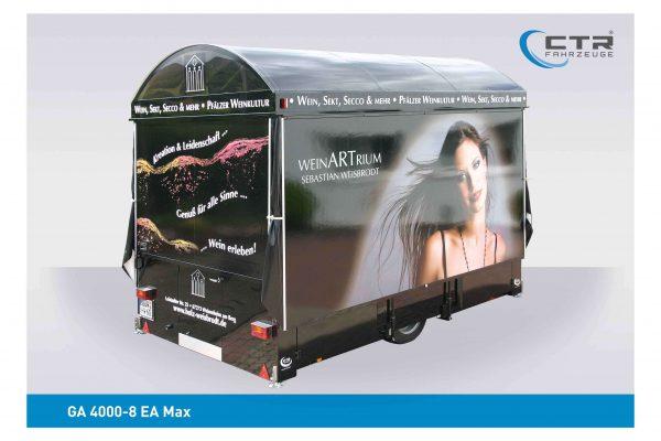 WeinARTRium geschlossen GA 4000-8 EA Max