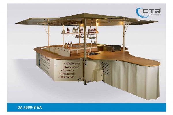 Pfälzer Weintreff GA 4000-8 EA Frontansicht