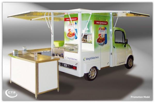 Cateringmobil Freddymobil