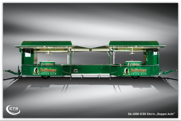4600 – 8 EK Eventmobil Doppel Acht
