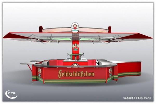 Eventwagen 5000 8 E Leni-Marie Feldschlößchen