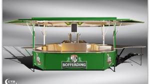 Ausschank bei Sportveranstaltungen von FC Differdingen in Luxemborg