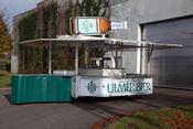 Ausschankwagen Bierwagen Ulmer Bier