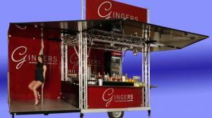 Best-Cocktailsmobile mit Gingers