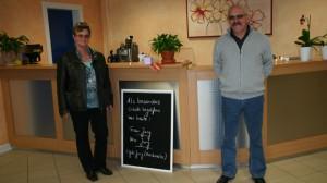 Besuch von Familie Jung aus Merchweiler