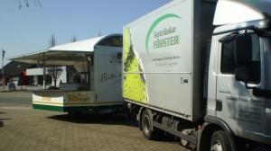 Bierausschank Wagen GA 4000-8 EK