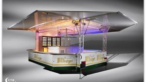 CTR Ausschankwagen für Open Air 2010