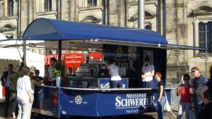 CTR Fahrzeug auf den Dresdner Musiktagen 2010