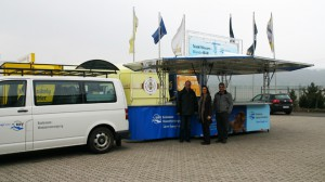 CTR-Fahrzeuge bewegt Bodensee Wasserversorgung