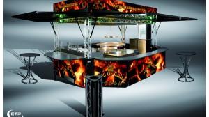 CTR-Grillanhänger - Modernes Grillvergnügen mit Ambiente