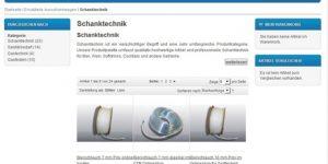 Online-Shop von CTR