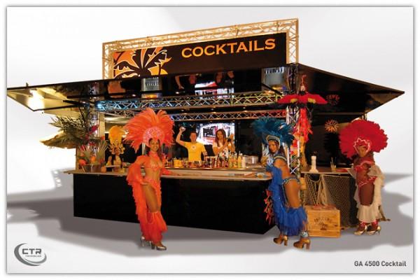4600 Cocktailanhänger