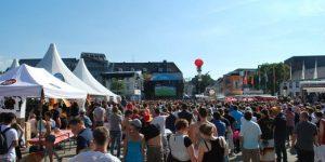 EM 2012 Public Viewing