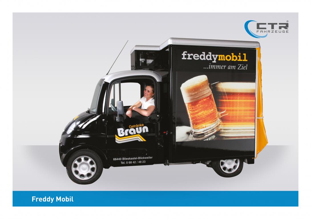 Freddy Mobil Braun Blieskastel