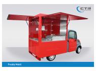 Freddymobil Cateringmobil Suvarnan