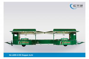 Eventfahrzeug Doppel-Acht GA 4000-8 EK Park Bellheimer'
