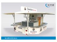 Ausschankwagen GA 4000-8 EK Shirin Simon Kusel