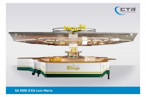 Eventwagen GA 5000-8 EA Leni-Marie Bitburger'