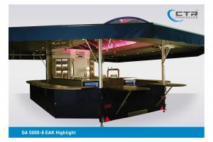 Ausschankwagen GA 5000-8 EAK Highlight Jever'