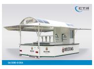 Ausschankwagen GA 5000-8 EKA Veltins