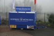 Getränkeausschankwagen wie Neu - für Getränke Kozianowsky im Hofbräu Haus München Design