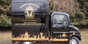 Grill Taxi Freddy Mobil