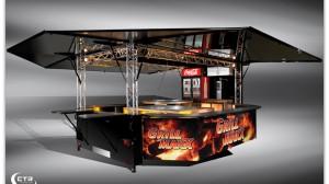 Grillmobil 4600-8 EA