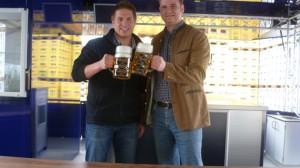 Herr Himmel von Brauerei Kesselring aus Marksteft