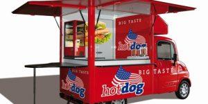 Hot Dog Mobil FreddyMobil