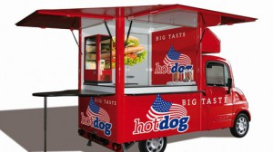 Hot Dog Mobil FreddyMobil