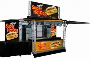3500 AT – Hot Dog Wagen'