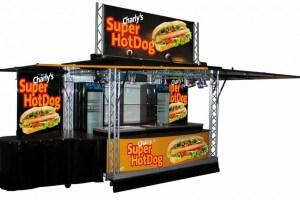 3500 AT – Hot Dog Wagen'
