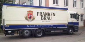Aktuelle Auslieferungen - mobiler Ausschank und LKW-Schwenkwandaufbau