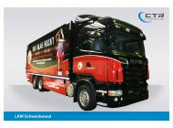 LKW Schwenkwandaufbau  Aufbaute Huppertz
