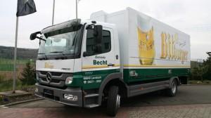 Logistiklösungen von CTR Fahrzeuge