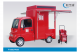 Freddy Mobil Promotionmobil Bildmobil offen