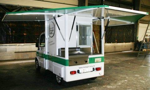 Metzgerei Lang erweitert Cateringservice mit mobilem Imbissstand