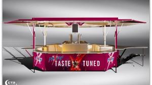 Mixery – neues Design für Ausschankwagen