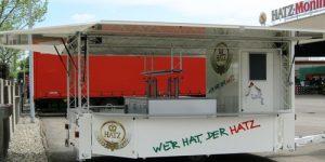 Mobile Bierbar für Hatz-Moninger Brauerei