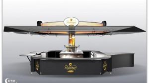 Neue Ausschankwagen-Modelle für die Saison 2012