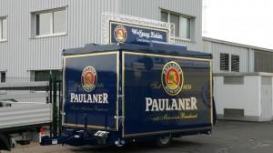 Paulaner Bierwagen