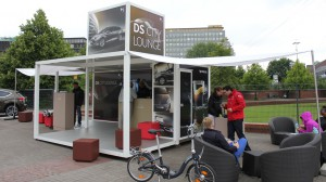 Promocube  Modell Urban Legend, Citroen DS City Lounge 2012